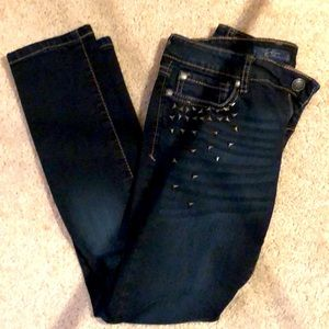 """Jessica Simpson Jeans  """"Forever"""" Size 25"""